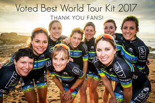Team TIBCO - Silicon Valley Bank riders set to start Women's World Tour