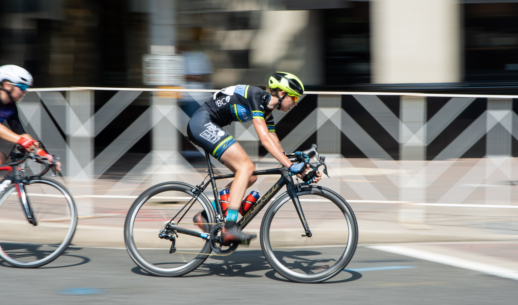 Emily Marcolini on course