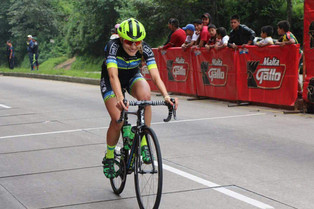 Team TIBCO - Silicon Valley Bank's Nicolle Bruderer Doubles up at Guatemalan National Championsh