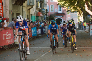 Stephens claims third on stage 2 ofTour de l'Ardeche, sits third overall