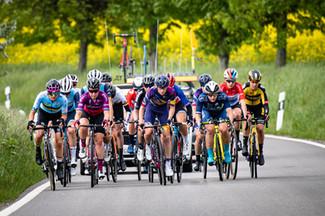 Faulkner claimseighth on LOTTO Thüringen Ladies Tour opening stage