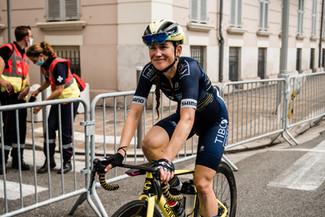 Stephens finishes top 20 at La Course by Le Tour de France, Tour de l'Ardeche on tap this weeken