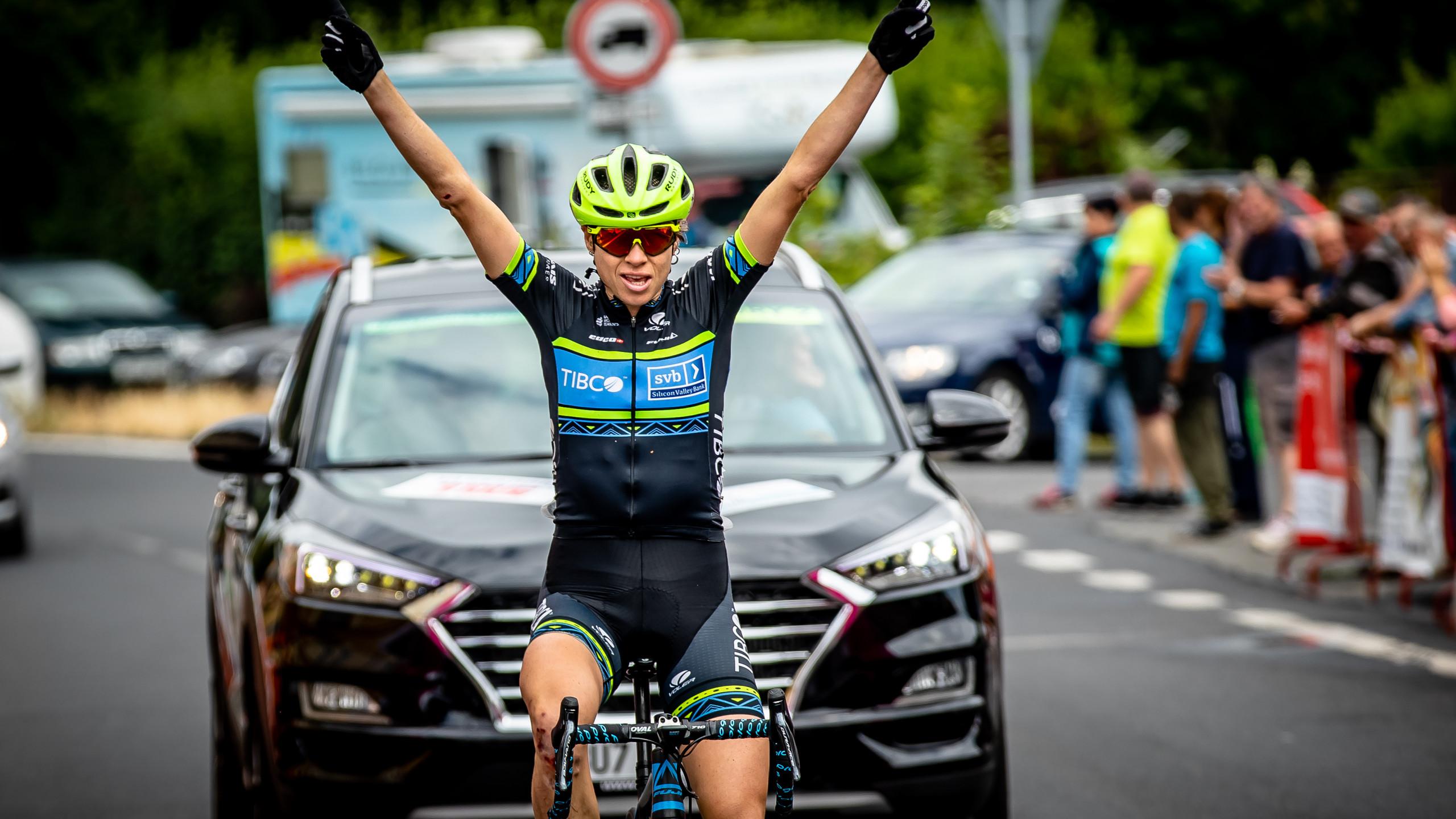 Chapman Wins Stage 2