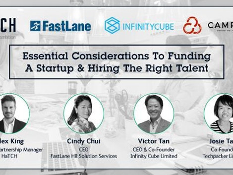 Essential Considerations To Funding A Startup & Hiring The Right Talent