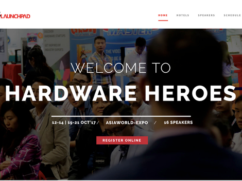 """Startup Launchpad Hardware Heroes Conference - Who don't want an """"Exit Strategy""""?"""