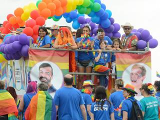 BSUH Proud at Pride