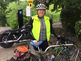 Cycle to work – it's green, cheap and keeps you fit