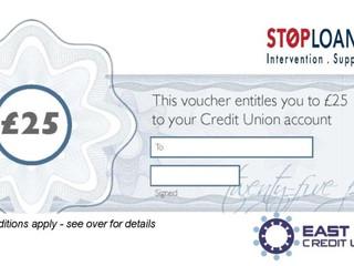 Start Saving and Get £25 Free