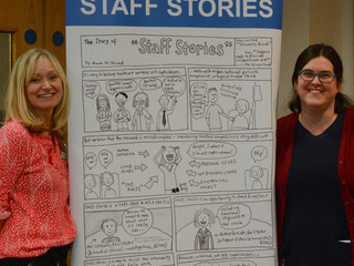 Staff Stories Go Festive
