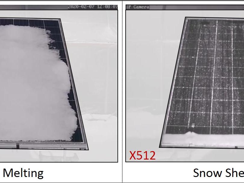 Understanding of snow removal behavior f