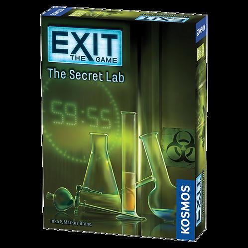 EXIT – THE SECRET LAB