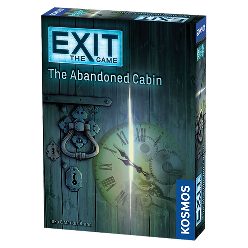 EXIT – THE ABANDONED CABIN