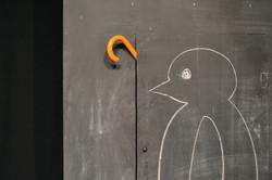 Pinguino al Villoresi di Monza