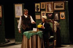 Sherlock Holmes teatro della tosse