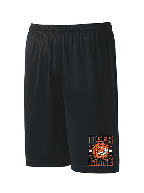 Dri-Fit Logo Athletic Shorts