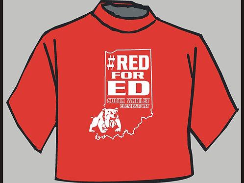 #REDforED T-shirt