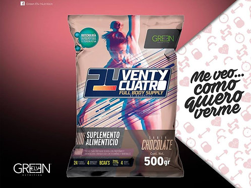 Green Elv Nutrition Proteina Mujer/ Protein for Women