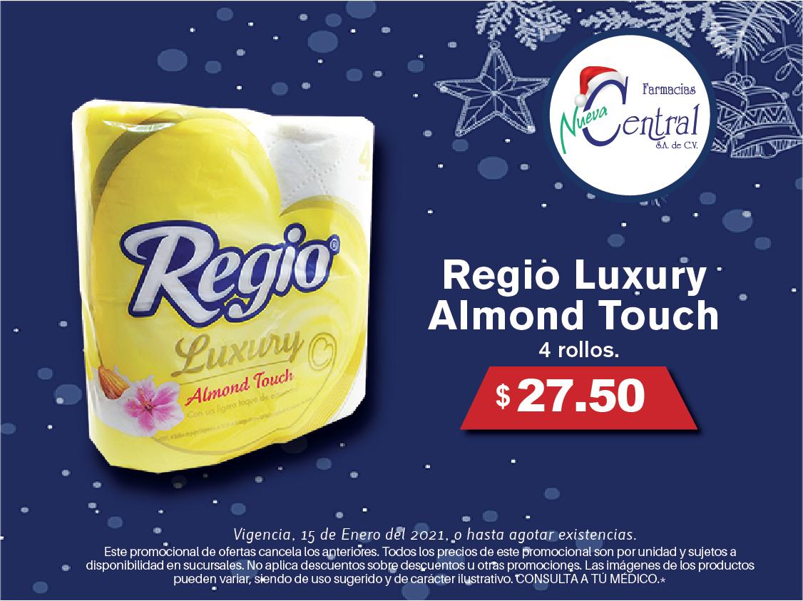 REGIO LUXURY