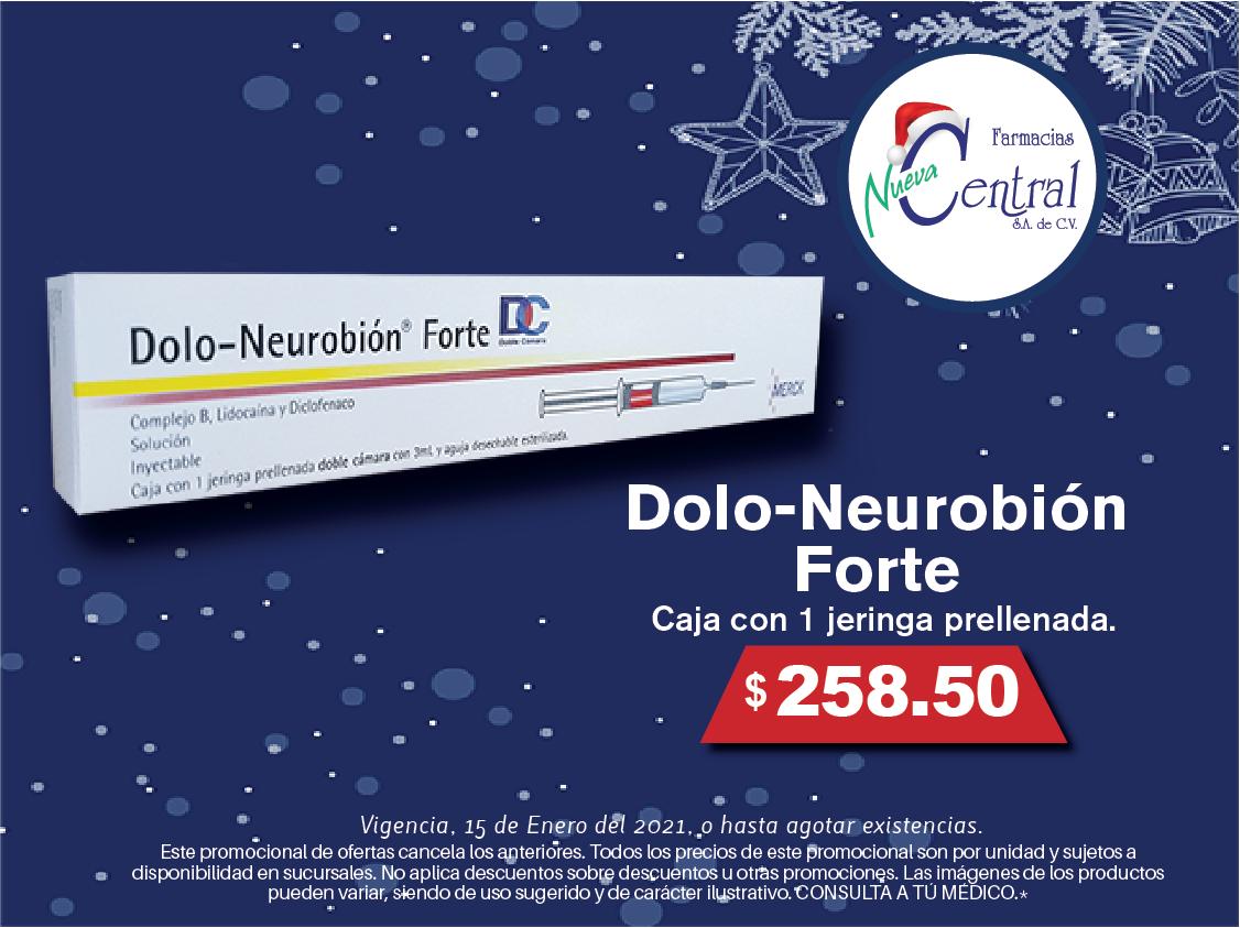 DOLO NEUROBION FORTE