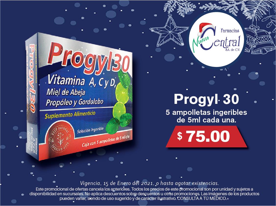 PROGYL 30