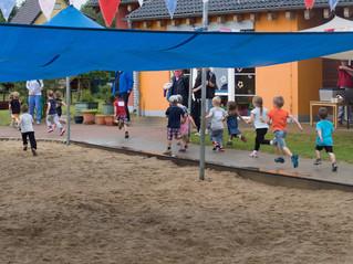 Kita‐ und Schulkinder aus Mühlenbeck erlaufen über 11.000 € beim Sponsorenlauf
