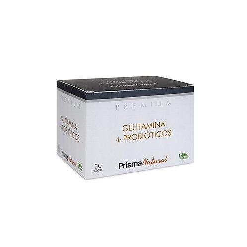 GLUTAMINA + PROBIÓTICO