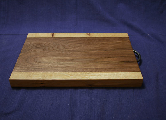 Oak and Walnut Chopping board
