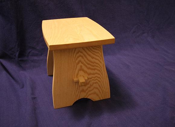 Ash foot stool