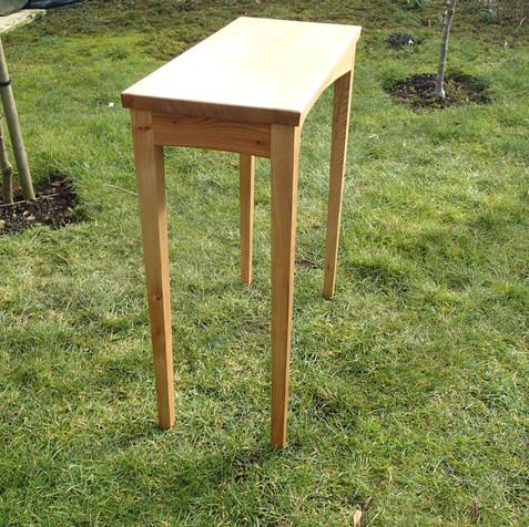 Elm Hall Table - £300