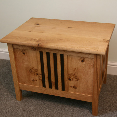 Oak Chest -  £400