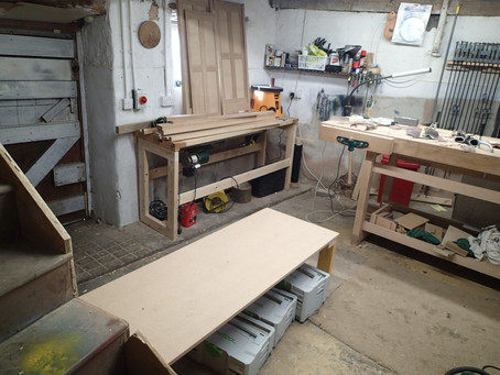 What's going on in my workshop?