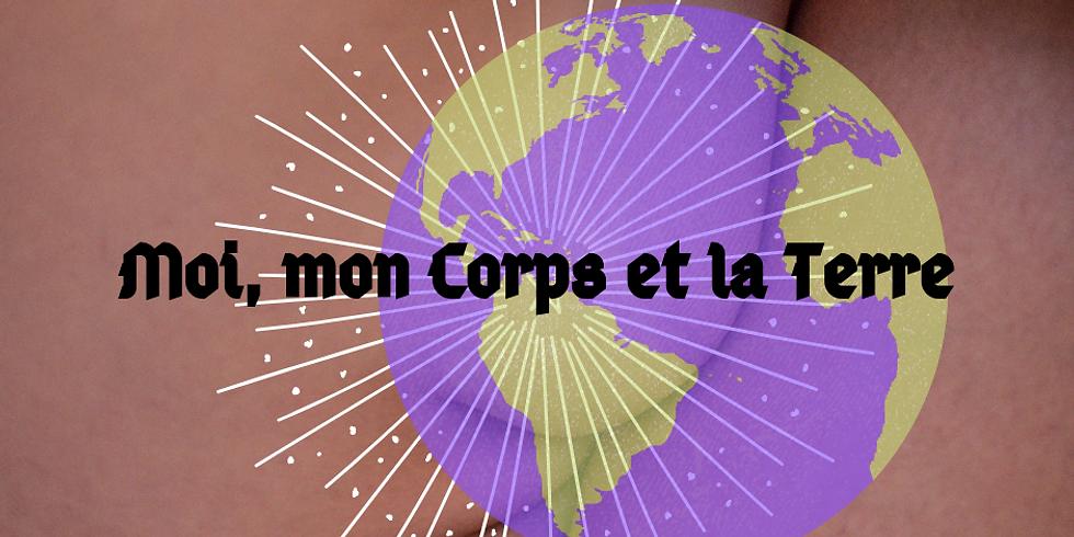 Atelier en ligne : Moi, mon Corps et la Terre