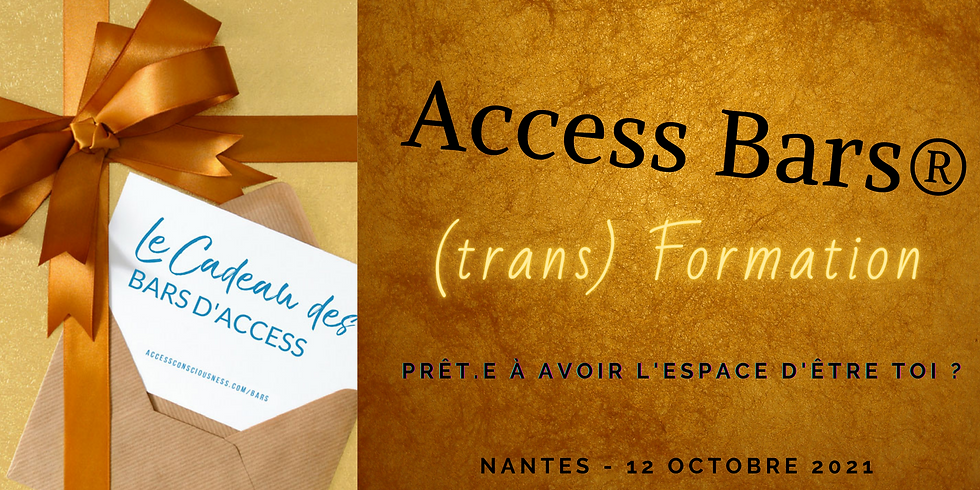 Formation Access Bars® Octobre