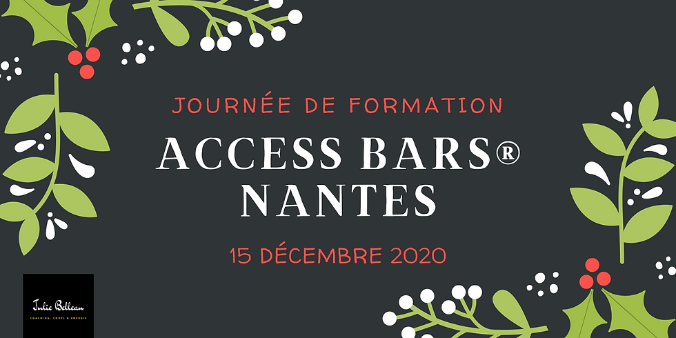 Formation Access Bars® Décembre