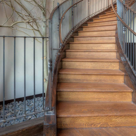 Custom Stairs