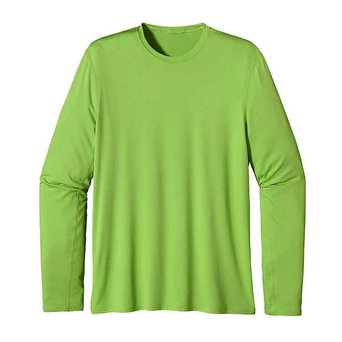Men's Patagonia Long-Sleeved Capilene Team Crew