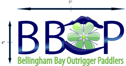 BBOP Logo Sticker