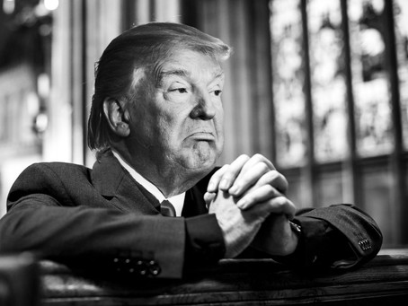 "Is Trump now ""pastor-in-chief"" to evangelicals?"