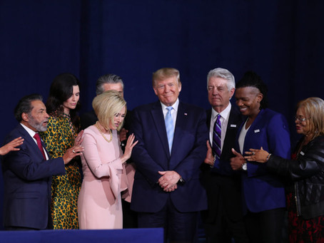 Why aren't Trump's evangelical supporters getting more for their support?