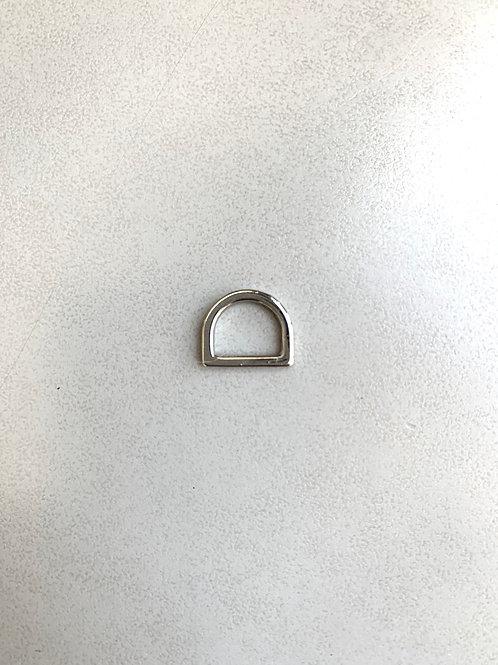D-ring - nikkel