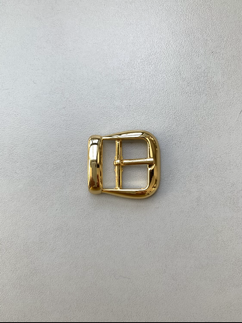 Gesp goud 20mm