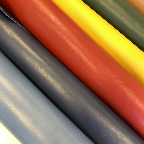 Rundsleder - diverse kleuren