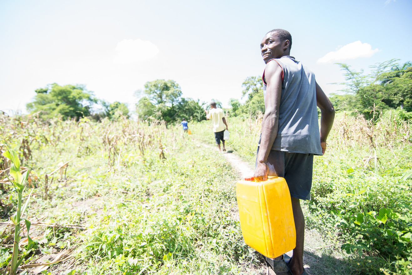Water Project in Africa
