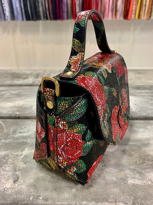 Funny bag - enig stuk/uniek tasje