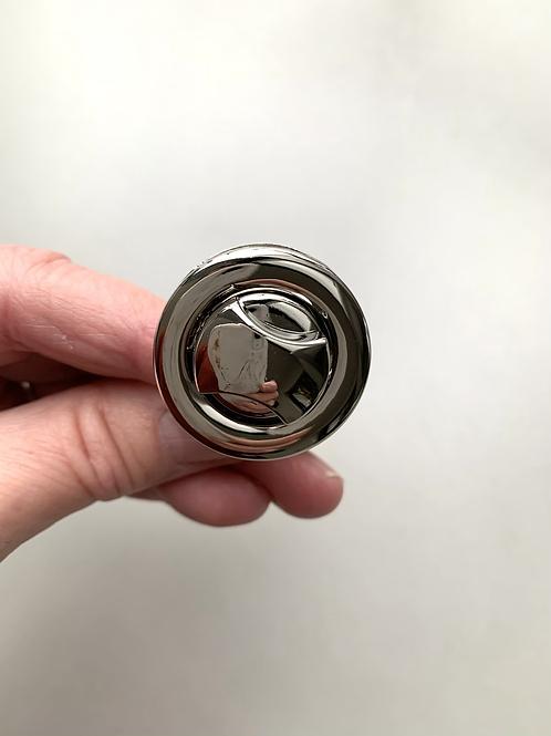 draaislot/opzetslot - nikkel