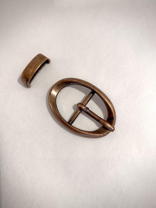 designer-gesp 18mm met passant