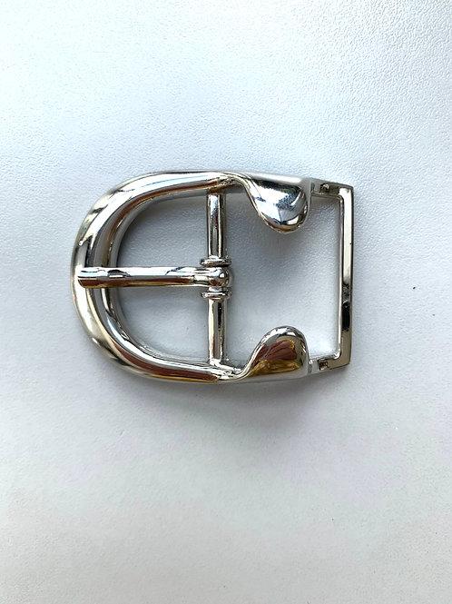 designer-gesp - nikkel 32mm