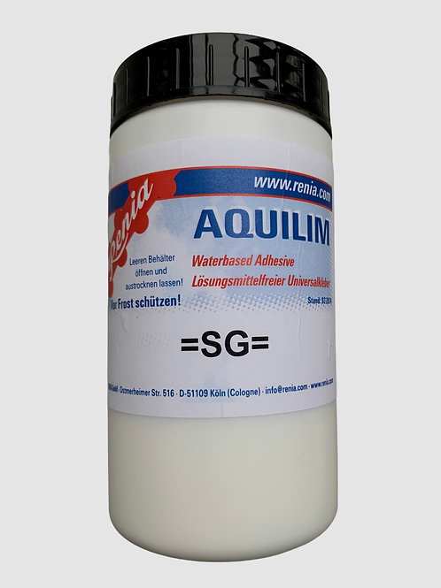 niet-permanente lijm op waterbasis - 500gr