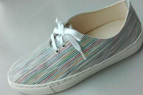Loafer met veters - maat 36 tem 45