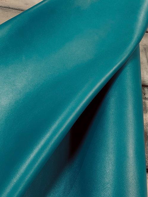rundsleder - turquoise